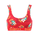 British & Irish Lions - Red - 2020 - Teen Girls Bralette