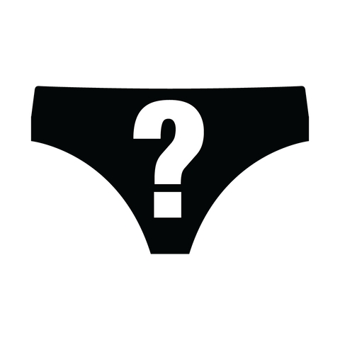 Random Pair - Ladies Briefs