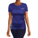 Women's Training T-Shirt - Tech Fit - Minty Balls