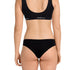 Seamless Brazilian Briefs - Black
