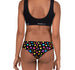 Seamless Brazilian Briefs - Polka Dot