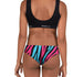 Seamless Brazilian Briefs - Zebra