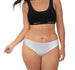 Seamless Brazilian Briefs - White