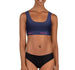 Navy and Pink - Ladies Bralette