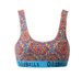 Peacock - Teen Girls Bralette