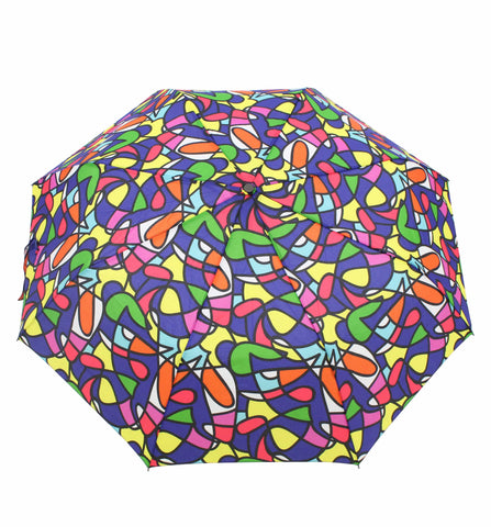 Fold Umbrella - Picasso