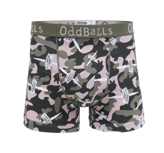 Royal Marine's Commando - Mens Boxer Shorts