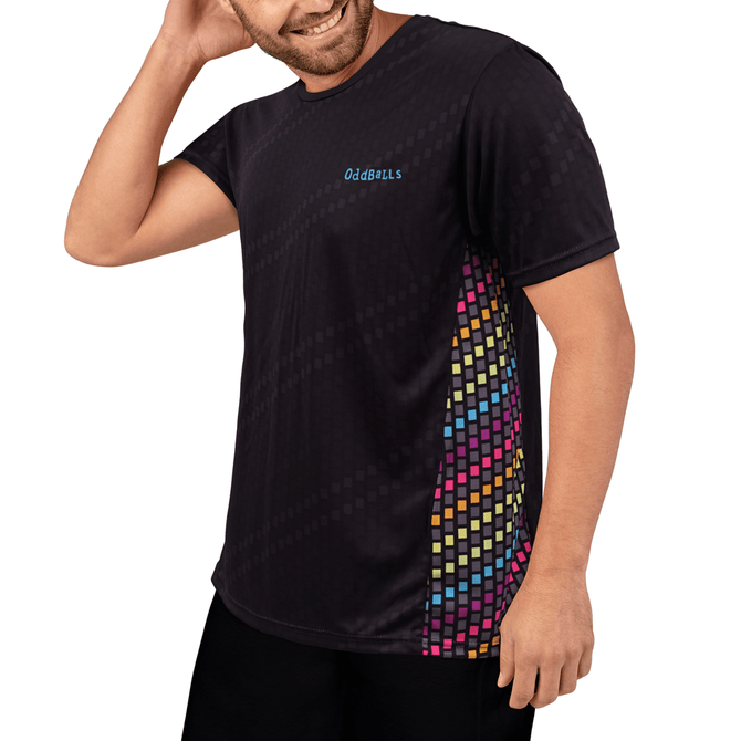 Mens Training T-Shirt - Tech Fit - Vegas