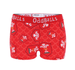 Welsh Rugby Union - Red Scales - 2020 - Ladies Boxers