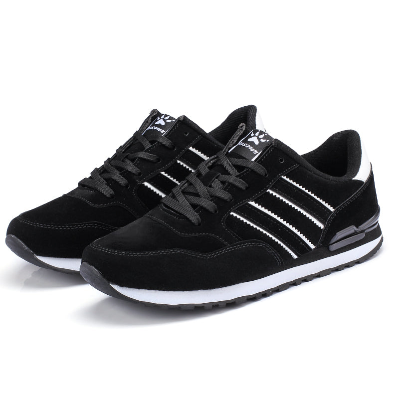 Breathable outdoor men's casual sports shoes shellac flat shoes