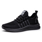 Fashion sports lightweight breathable men's casual shoes