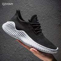 Hot sale new style mesh men's shoes breathable men's sports shoes