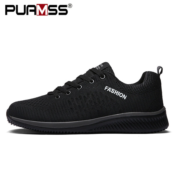 Men's casual shoes lightweight comfortable breathable walking sneakers