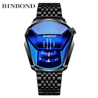 NEW BINBOND top brand luxury military fashion sports watch