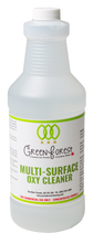 Load image into Gallery viewer, Multi-Surface Oxy Cleaner Concentrate - Green Forest Cleaning