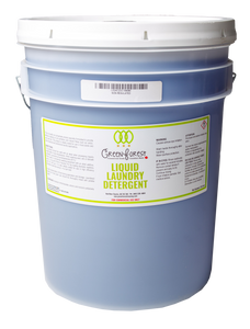 Liquid Laundry Detergent 20L - Green Forest Cleaning