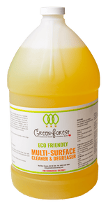 Eco Friendly Multi-Surface Cleaner & Degreaser Concentrate - Green Forest Cleaning