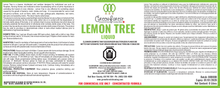Load image into Gallery viewer, *DIN# - Canada Certified* Lemon Tree Commercial Disinfectant Concentrate - 4L Jug - Green Forest Cleaning
