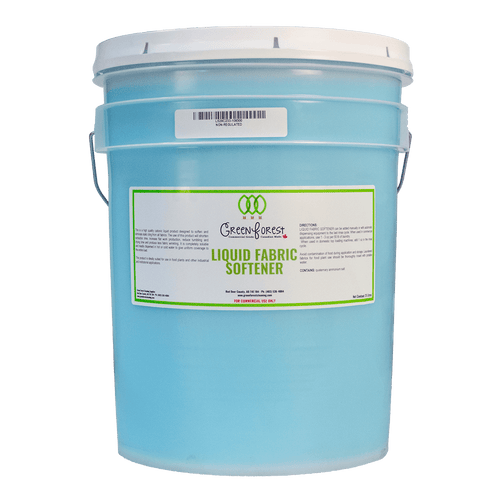Liquid Fabric Softener 20L Pail - Green Forest Cleaning