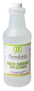 Multi-Surface Oxy Cleaner Concentrate - 1L - Green Forest Cleaning