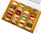 24 Flavor Macarons Collection -24 Pack