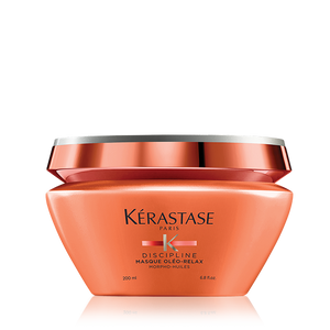 DISCIPLINE  Masque Oléo-Relax Mask Smoothing & disciplining masque for unruly voluminous hair.
