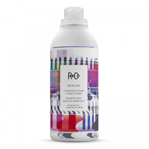 R+Co: ANALOG Cleansing Foam Conditioner