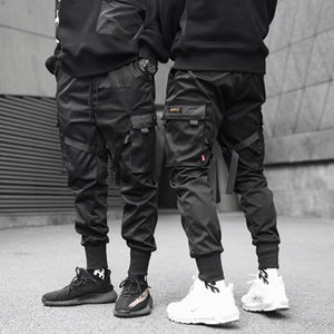 Mens Harajuku Streetwear Pants - THE ALL