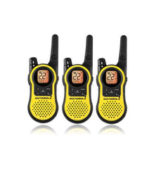 2 Way - Motorola Talkabout 2-way radio - 23 Mile Range (3 pack)