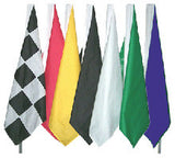 Flags - Motocross Race Flag Set 24x30 with Poles