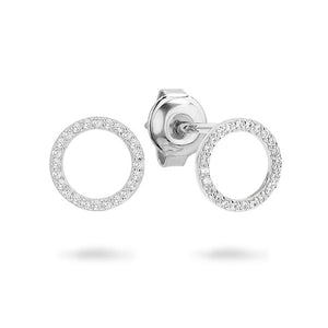Georgini Ara Rhodium Earring