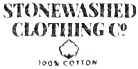 Stonewashed Clothing Mens