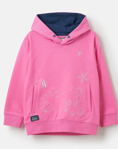 Lighthouse Kids Lily Hoodie - Sweet Pea Pink