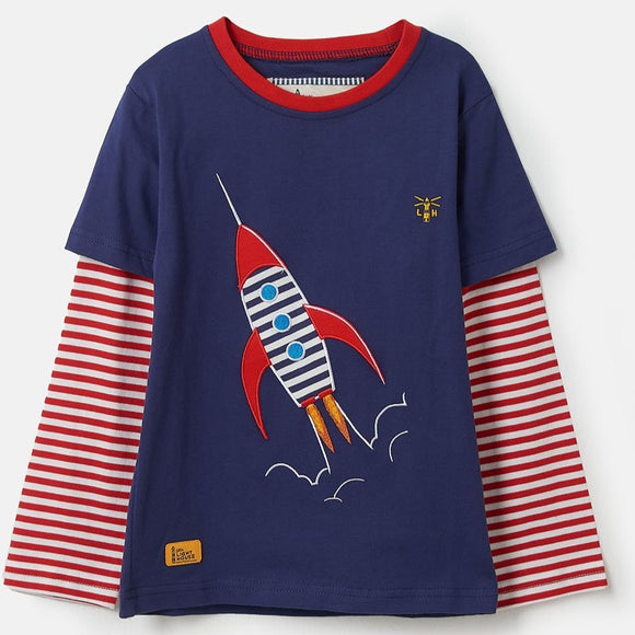 Lighthouse Kids Oliver long sleeve tee - Rocket