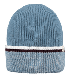 Barts Adults 'Irby' Knitted Beanie - Blue
