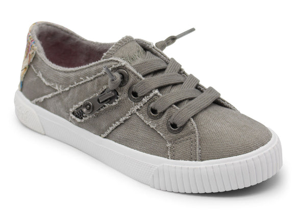 Blowfish Womens 'Fruit' Canvas Shoes - Grey