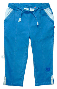 Deal Clothing Womens AS76 Capri Trousers / Cut Offs - Royal Blue