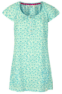 Lazy Jacks Womens 'LJ129' Tunic - Spring Floral Print
