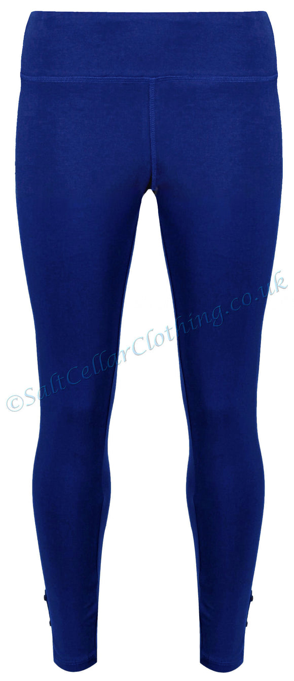 Mudd & Water Womens 'Lucky' Leggings - Cobalt Blue
