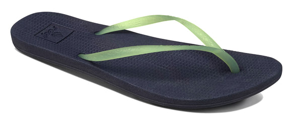 Reef Womens 'Escape Lux' Flip Flops - Navy