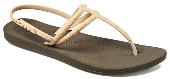 Reef Womens 'Escape Lux T' Sandals - Clay