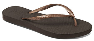 Reef Womens 'Escape' Flip Flops - Cocoa Brown