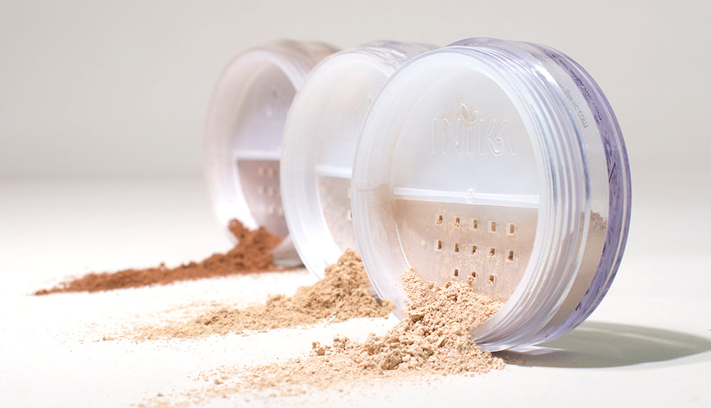 INIKA Organic 7 reasons to switch to mineral foundation blog