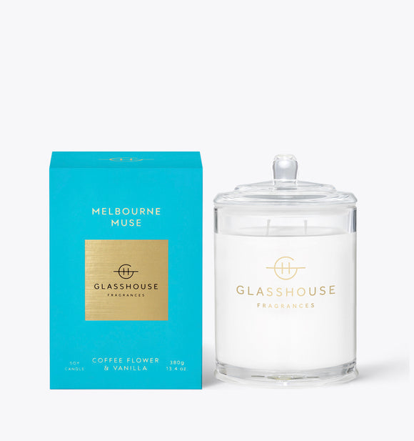 380g Melbourne Muse Candle