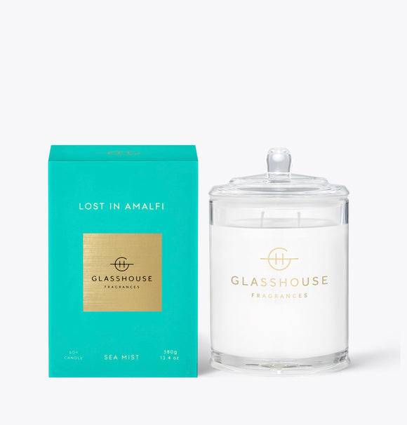380g Lost In Amalfi Candle