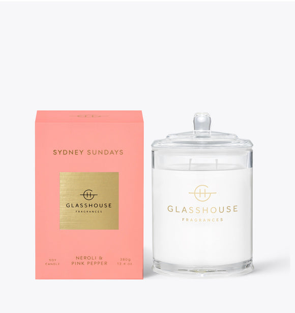 380g Sydney Sundays Candle