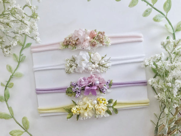 Spring Set of Headbands