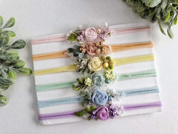 Pastels Headband Collection