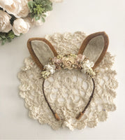 Woodland Bunny Headband