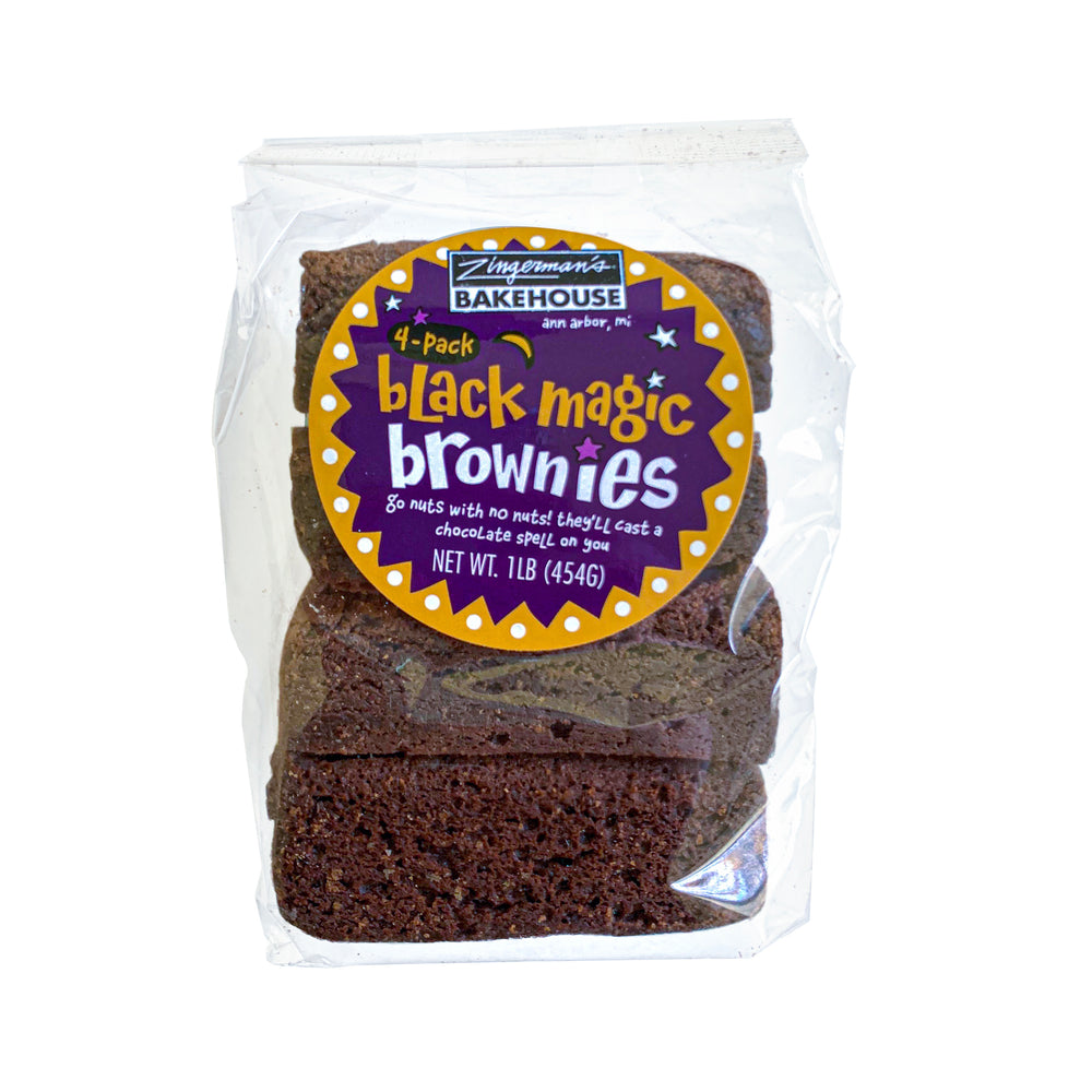 Load image into Gallery viewer, Black Magic Brownies, 4 pack